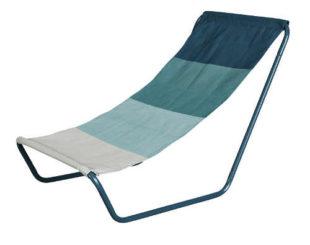 Levná skladná plážová židle Beach