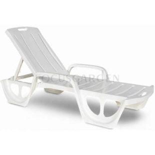 Lehátko k vodě i na pláž z kvalitního materiálu