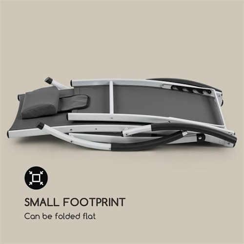 polohovací lehátko v jednoduchém designu